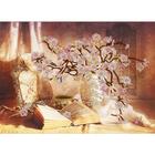 Набор для вышивания Золотое руно РТ-006 «Цветущая сакура» 35*26 см