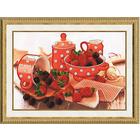 Набор для вышивания Золотое руно РТ-018 «Аромат ягод» 35*24,3 см
