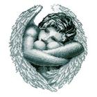 Набор для вышивания Искусница №429 «Ангел» 19*21 см