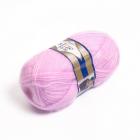 Пряжа Ангора реал 40 (Angora Real 40), 100 г / 480 м, 185 розовый