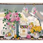 Набор для вышивания К. (40*50 см) 0126 «Столовый натюрморт» 40*50 см