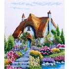 Набор для вышивания К. (40*50 см) 0164 «Райское место» 40*50 см