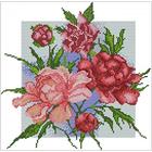 Набор для вышивания М.Искусница 04.007.07 «Пионы»
