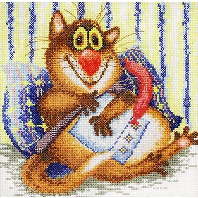 Набор для вышивания М.Искусница 13.004.10 «Деликатес» 22*22 см в интернет-магазине Швейпрофи.рф