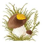 Набор для вышивания М.П.Студия КH-444 «Грибок-боровичок» 30*21 см