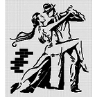 Набор для вышивания М.П.Студия НВ-159 «Танго» 35*40 см