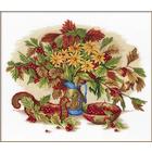 Набор для вышивания М.П.Студия НВ-347 «Натюрморт» 40*35 см