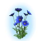 Набор для вышивания Матренин Посад 7009/Пц «Синеглазки» 24*26 см