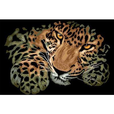 Набор для вышивания Нитекс 2334 «Гепард» 69*48 см в интернет-магазине Швейпрофи.рф