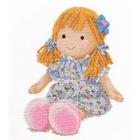 Набор для вышивания Овен №817 «Кукла Маша» 19*25 см