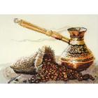 Набор для вышивания Овен №880 «Запах кофе» 33*22 см