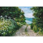 Набор для вышивания Овен №938 «Свет и тень» 40*30 см