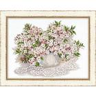 Набор для вышивания Риолис №100/034 «Вишневый цвет» 40*30 см
