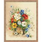 Набор для вышивания Риолис №100/042 «Фламандское лето» 40*50 см