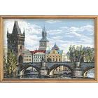 Набор для вышивания Риолис №1058 «Прага. Карлов мост» 60*40 см