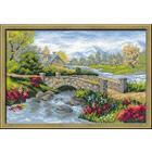 Набор для вышивания Риолис №1078 «Летний пейзаж» 38*26 см