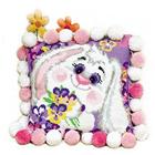Набор для вышивания Риолис №1099 Подушка «Кролик» 30*30 см