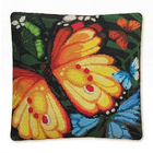 Набор для вышивания Риолис №1119 Подушка «Экзотические бабочки» (снят) 40*40 см