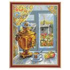 Набор для вышивания Риолис №1145 «Самовар» 40*30 см