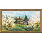 Набор для вышивания Риолис №1275 «Яблоневый сад» 41*23 см