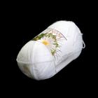 Пряжа Ареола Акрил №12, 50 г / 235 м, супер белый 72