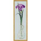 Набор для вышивания Риолис №1374 «Король цветов. Ирис» 15*50 см