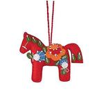 Набор для вышивания Риолис №1379 АС «Красный конь» 10*8 см