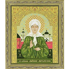 Набор для вышивания Риолис №1385 «Св. блаженная Матрона Московская» 29*35 см