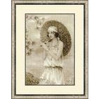 Набор для вышивания Риолис №1434 «Старая фотография. Ривьера» 26*38 см