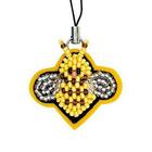 Набор для вышивания Риолис №1440 АС «Пчелка» 3,5*3 см