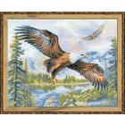 Набор для вышивания Риолис №1471 «Свободный полет» 50*40 см