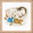 Набор для вышивания Риолис №1486 «Сладкие сны» 35*35 см