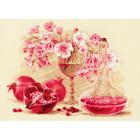 Набор для вышивания Риолис №1618 «Розовый гранат» 40*30 см