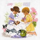 Набор для вышивания Риолис №1646 «Хозяюшка» 30*30 см