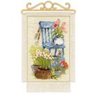 Набор для вышивания Риолис №1656 «Дача. Весна» 20*30 см