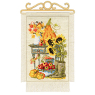 Набор для вышивания Риолис №1657 «Дача. Осень» 20*30 см