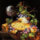 Набор для вышивания Риолис №1659 «Голландский натюрморт» 30*30 см