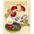 Набор для вышивания Риолис №1684 «Завтрак» 15*18 см