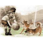 Набор для вышивания Риолис №1746 «Футбольная команда» 40*30 см