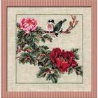 Набор для вышивания Риолис №484 «Китайские мотивы. Лето» 35*35 см