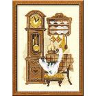Набор для вышивания Риолис №858 «Часы» 18*24 см