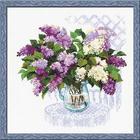 Набор для вышивания Риолис №900 «Аромат весны» 45*45 см