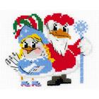 Набор для вышивания Риолис П-170 «Новогодний маскарад» (НВ170) 13*16 см
