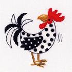 Набор для вышивания РТО C276 «Мажорное настроение» 12*12 см