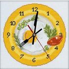 Набор для вышивания РТО M40009 Часы «Время завтракать» 20*20 см
