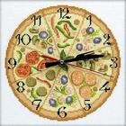 Набор для вышивания РТО M40010 Часы «Приятного аппетита» 20*20 см