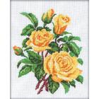 Набор для вышивания РТО M488 «Первоцветы» 40*38 см