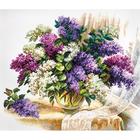 Набор для вышивания Чудесная Игла №40-64 «Аромат сирени» 40*37 см