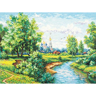 Набор для вышивания Чудесная Игла №43-09 «Благословенный край»