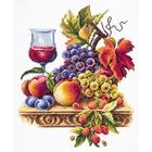 Набор для вышивания Чудесная Игла №50-01 «Дегустация» 23*28 см